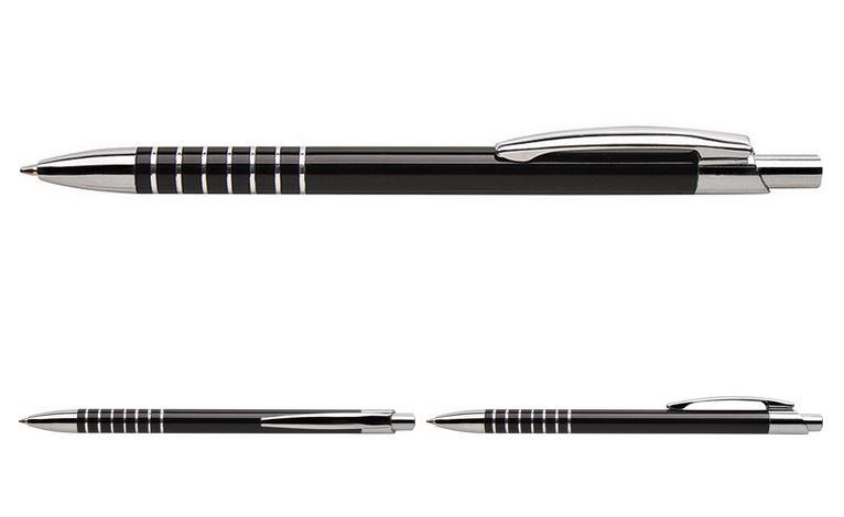 Długopisy metalowe do grawerowania