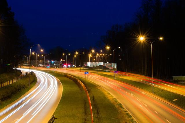 oświetlenie drogowe